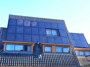 30 ZN Shine 250 WP Mono panelen + KLNE Solartec omvormer