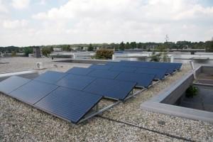 18 EGM Solar + SMA omvormer